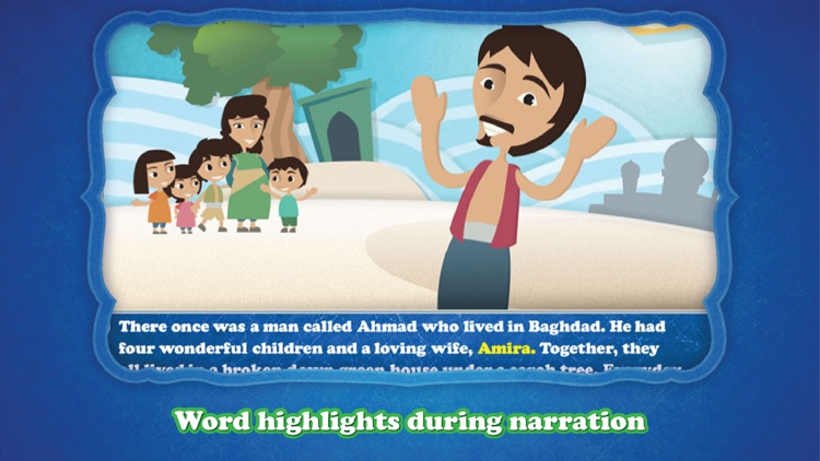 The DREAM, Moral Read Along To Me Best Kids Books screenshot-3