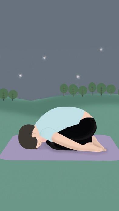 Bedtime Meditations For Kids by Christiane Kerr screenshot four