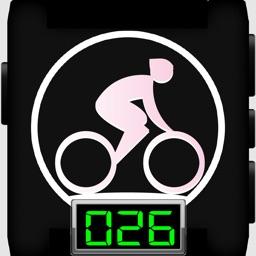 PebbBike-GPS Navigation and Speedometer for Pebble