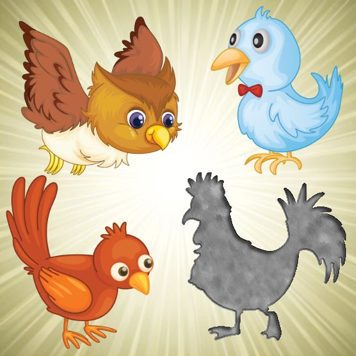 Birds Puzzles for Toddlers and Kids