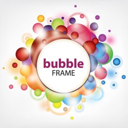 Bubble Photo Frames & Photo Editor
