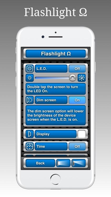Flashlight Ω