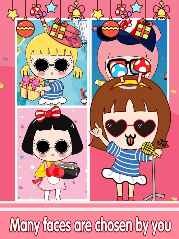 ... Screenshot #2 For Cute Babyu0027s Closet(Pro)-Dressup Girly Games ...