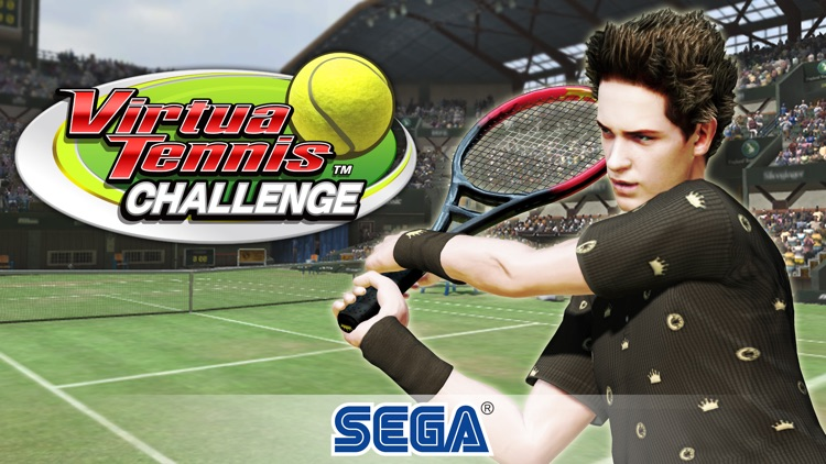 Virtua Tennis Challenge screenshot-0