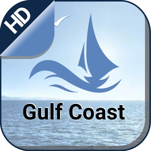 Gulf Coast ( Key West & Mississippi River ) charts