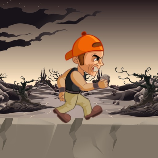Angry Person Run