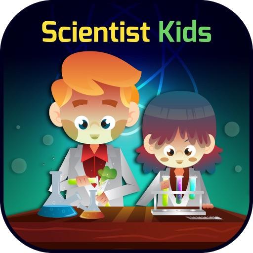 crazy kids science scientist kids game app data review games