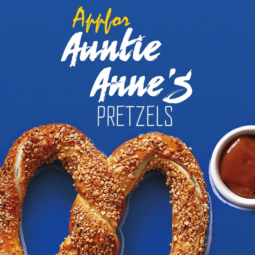 App for Auntie Anne's Pretzels