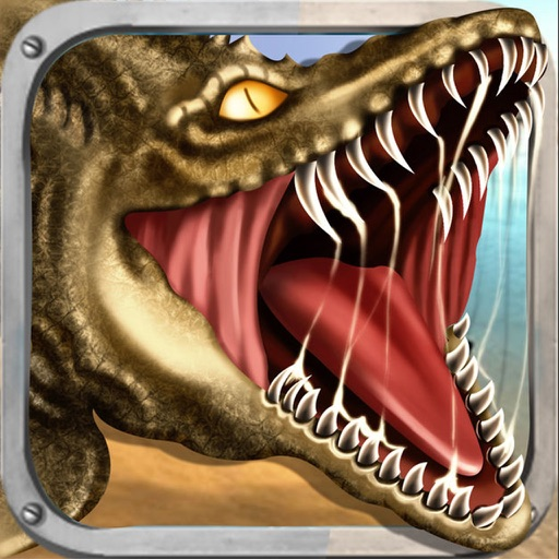 Alligator Attack River Animal Simulator Games iOS App