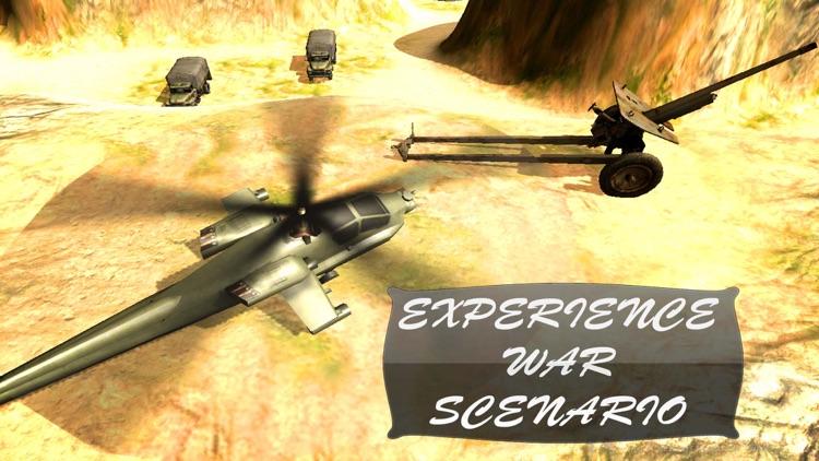 Battle Hardened Heli Strike Simulation