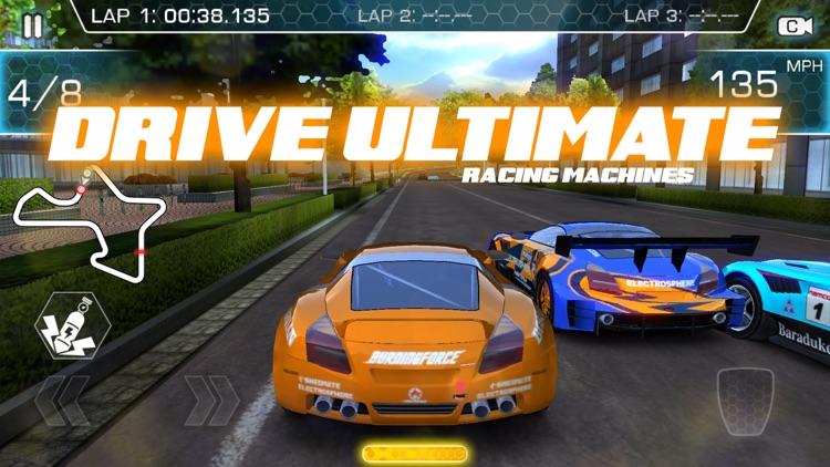 Ridge Racer Slipstream screenshot-0