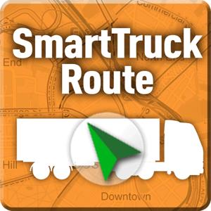 SmartTruckRoute app