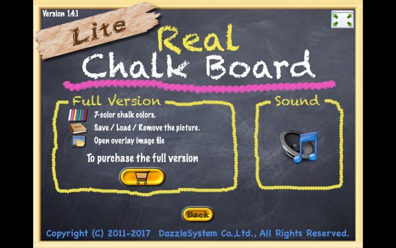 Real ChalkBoard FREE Screenshot