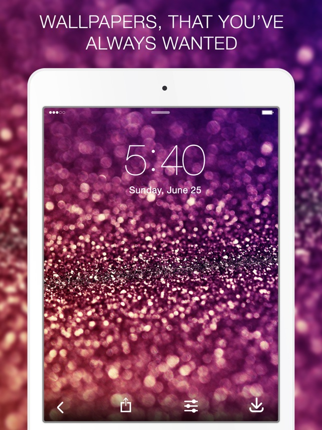 Glitter Wallpapers Glitter Backgrounds On The App Store