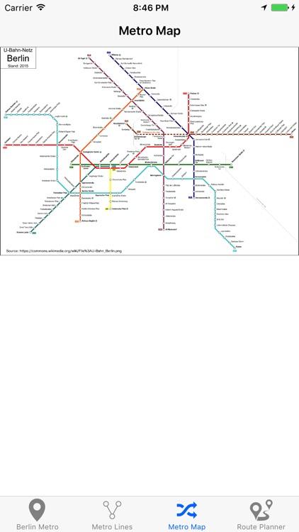Berlin Metro & Subway screenshot-4