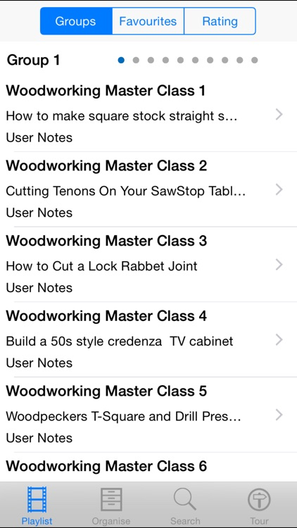 Woodworking Master Class screenshot-1