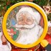 大家来找茬:圣诞版 - 孩子和成人在家庭假期里益智游戏温迪·埃德尔森的插图