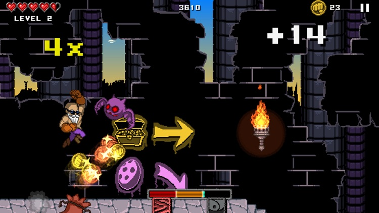 Punch Quest screenshot-3