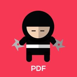 PDF Ninja: Expert PDF Reader, Converter & Creator