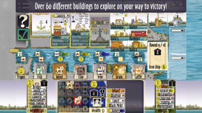 Screenshot #7 for Le Havre (The Harbor)