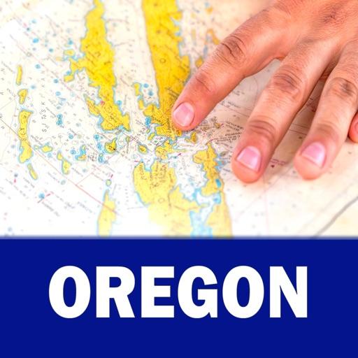 Oregon – Raster Nautical Charts