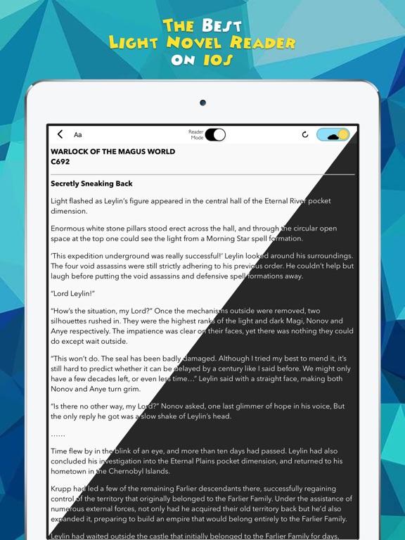 Novel Updates, The Best Reader for Light Novels | App Price Drops