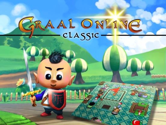 GraalOnline Classic+ на iPad
