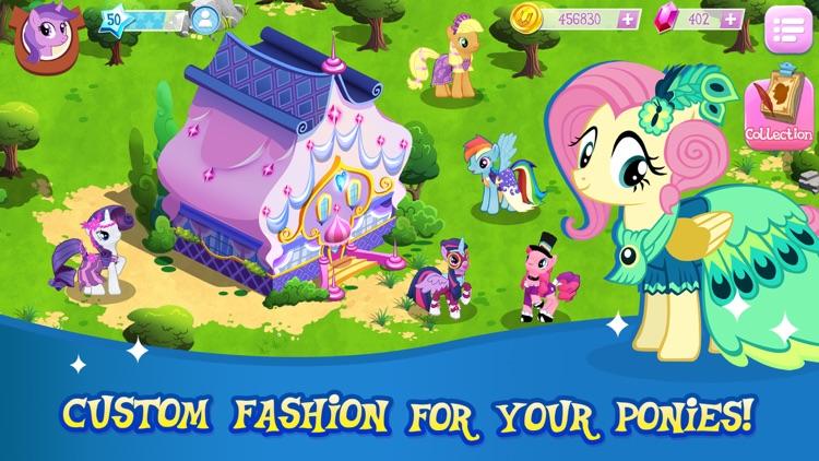 MY LITTLE PONY: Magic Princess Quests screenshot-3