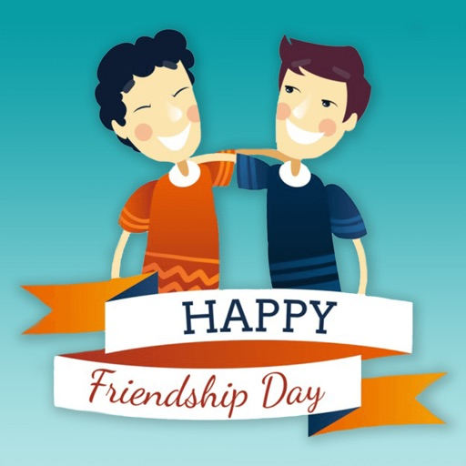 Animated Friendship Day GIF Stickers