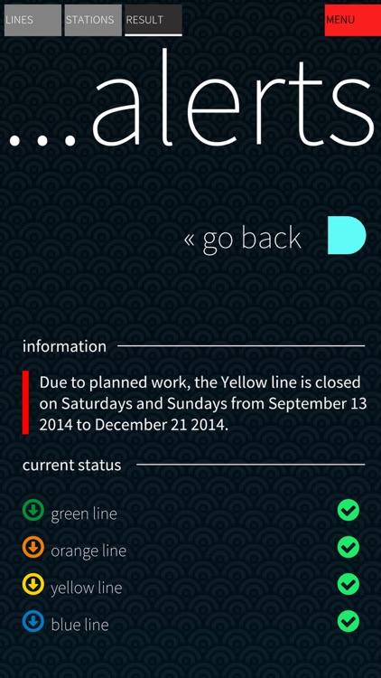 metroexit - save time in montreal metro screenshot-4