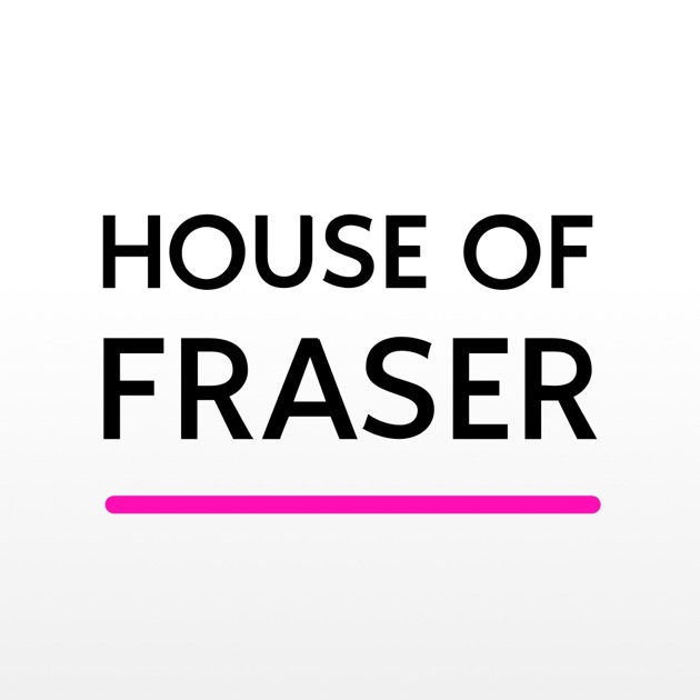 House of fraser on the app store for Housse of fraser