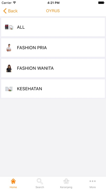 KLIK Market screenshot-1