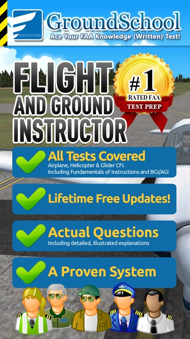 FAA CFI Flight Instructor Prep - AppRecs