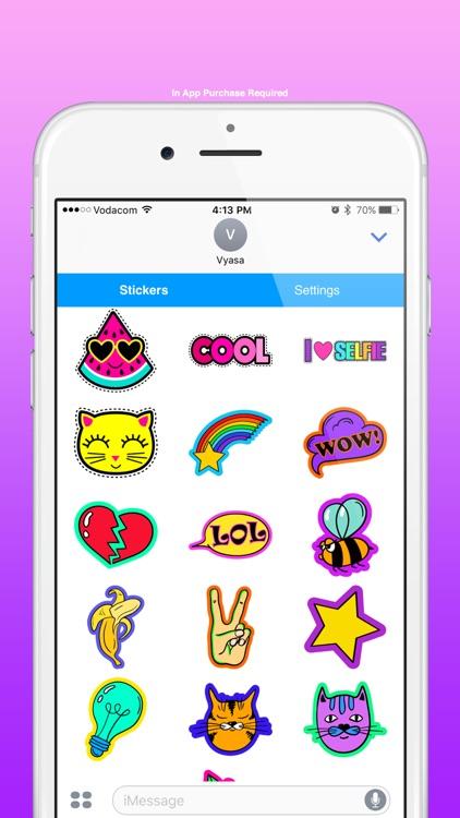 Art Emoji Stickers for Texting screenshot-3
