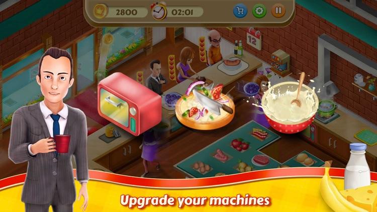 Restaurant Cooking Management screenshot-4
