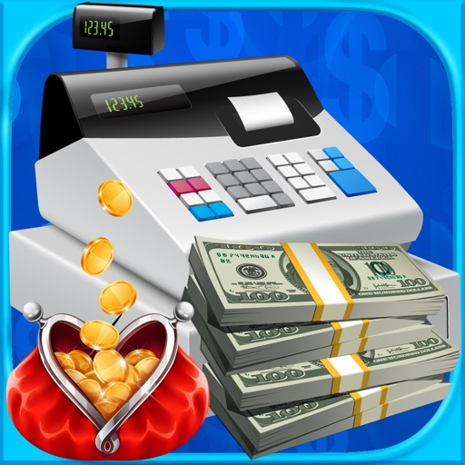 cash register simulator pretend atm credit card by beansprites llc