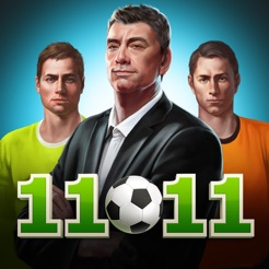 11x11 - футбольный онлайн менеджер 2017