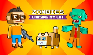 Zombies Chasing My Cat