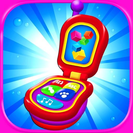 Baby Phone Kids - Pretend Play Music Phones
