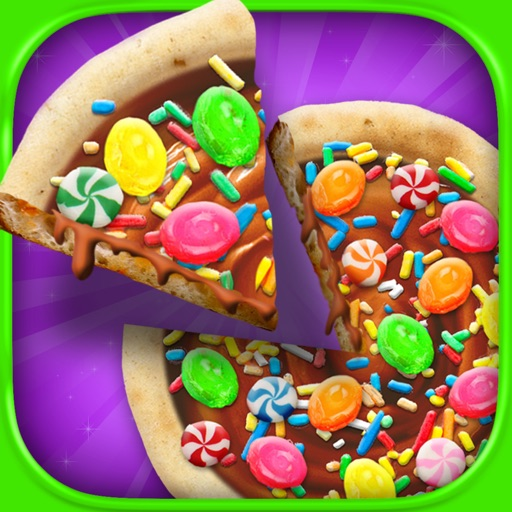 Candy Dessert Pizza Maker - Cooking Chef Food Game iOS App