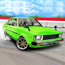 Street Drift Retro Cars Racing 2017: Freestyle
