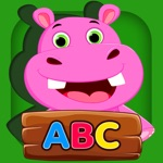 Animals Toddler learning games ABC kids games apps