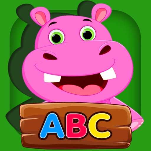 Animals Toddler learning games ABC kids games apps by