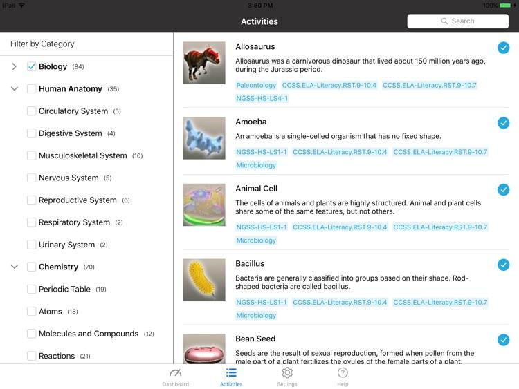 Gale Interactive: Science screenshot-3