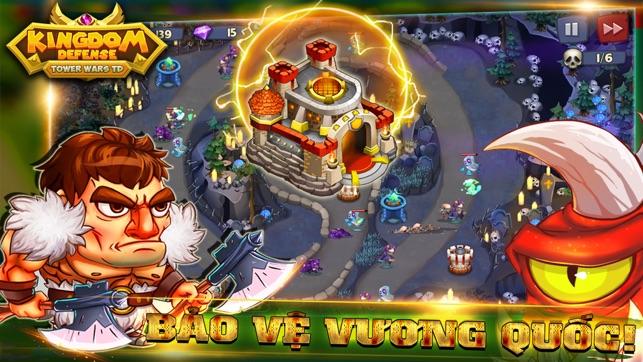 Thu Thanh - Kingdom Defense TD