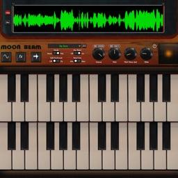 Moon Beam Synth/Sampler