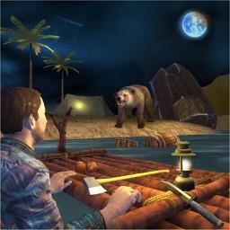 Ocean Escape Raft Survival Sim