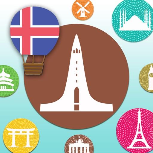Learn Icelandic Vocabulary Words Baby FlashCards