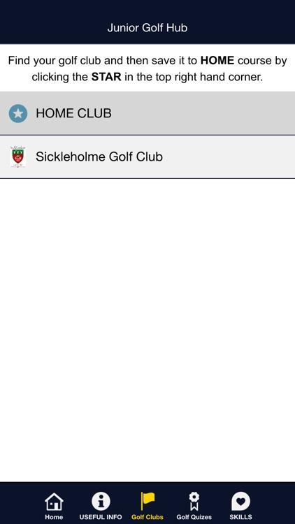Junior Golf Hub