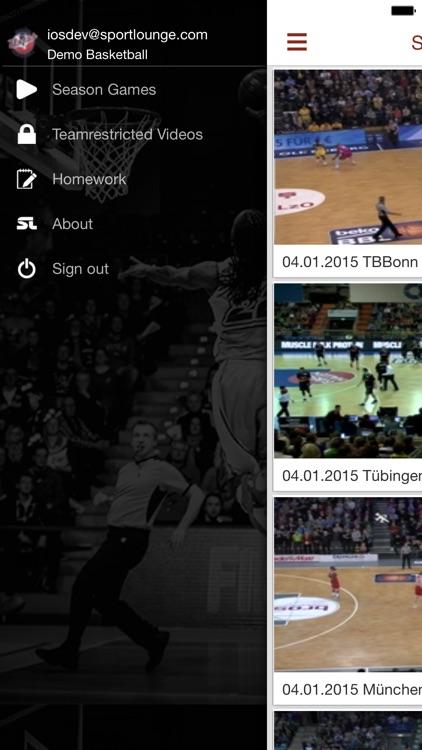 Sportlounge Video screenshot-4